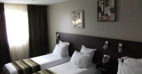 Rénovation chambre d'Hôtel à STRASBOURG